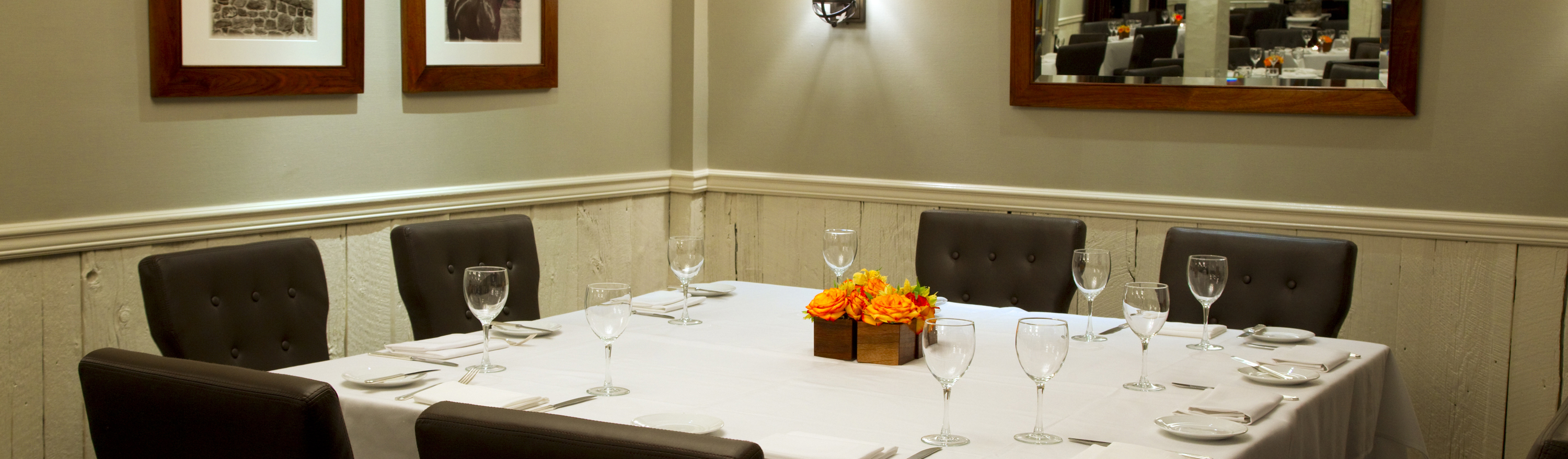 The Ivy Hill Room